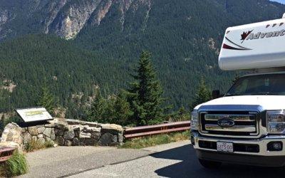 Der Truck Camper für einen Camping-Roadtrip in Kanada oder USA