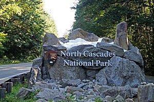 Willkommen im North Cascades National Park