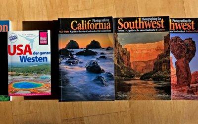 Die besten Reiseführer für die Westküste der USA