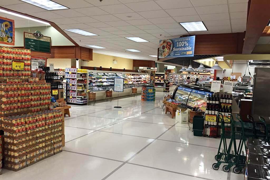 Supermarkt-Einkauf in den USA – durchaus ein Erlebnis