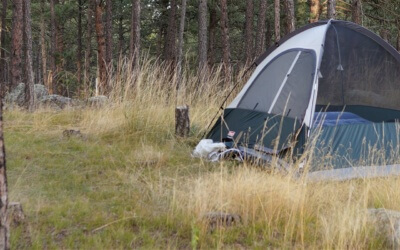 Besondere Campgrounds in den US-Weststaaten