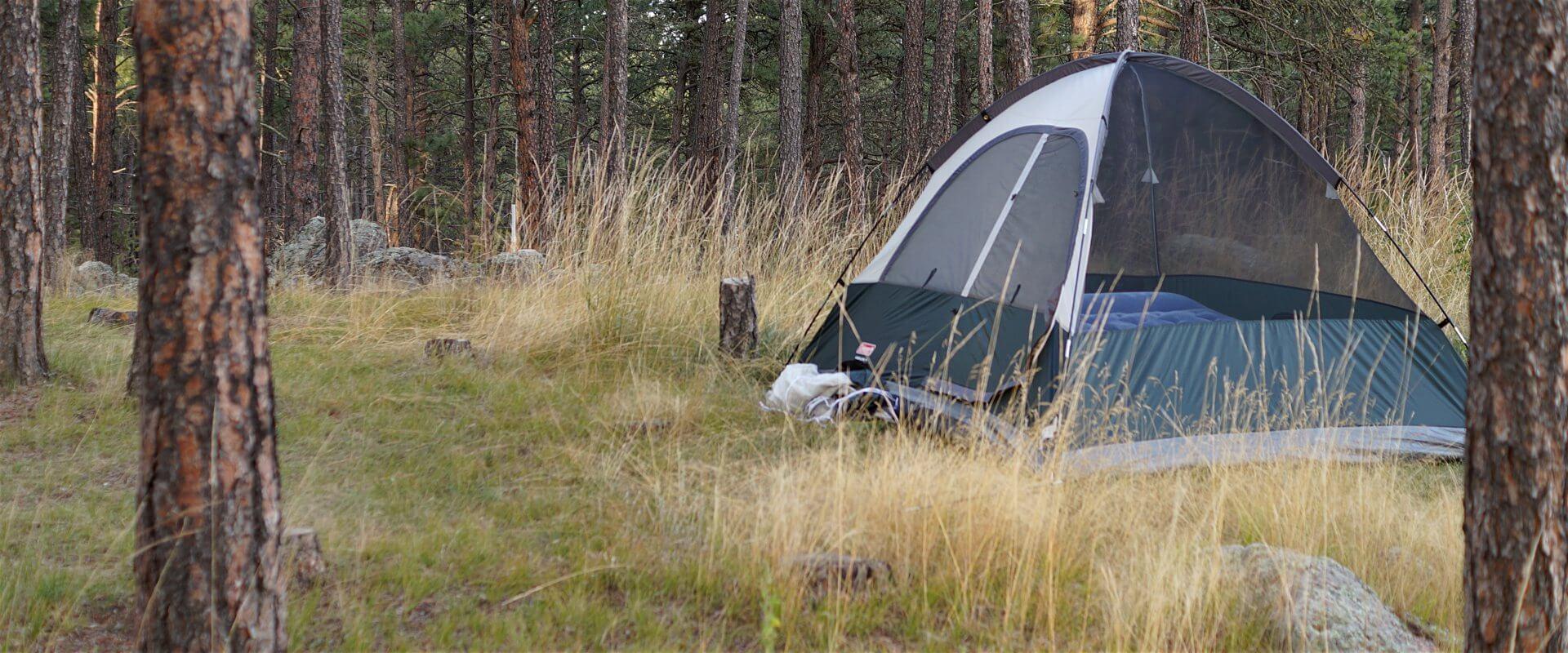 Besondere Campgrounds in den US-Weststaaten
