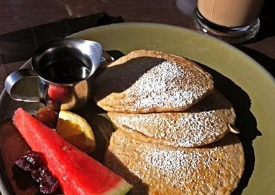Frühstück, Kiva Koffeehouse