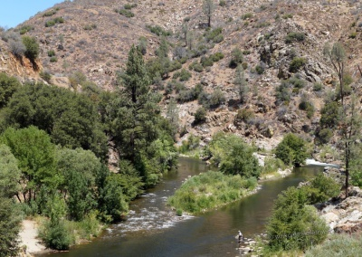 Kern River, Sequoia National Forest, USA