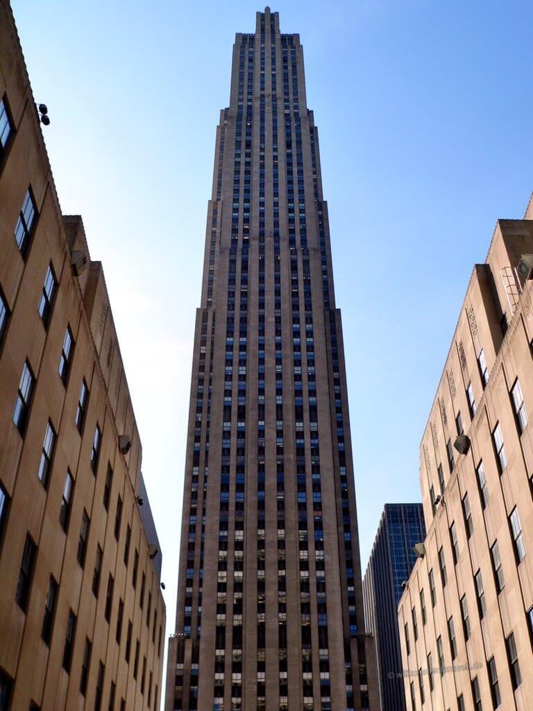 Rockefeller Center, Top of the Rocks