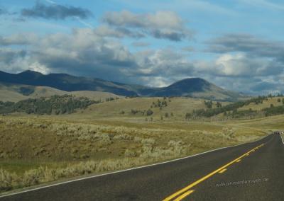 Roadtrip Yellowstone