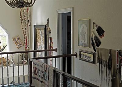 Treppenhaus des Barn