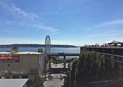 Puget Sound, Seattle