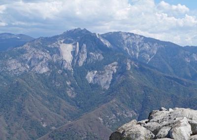 Aussicht vom Moro Rock