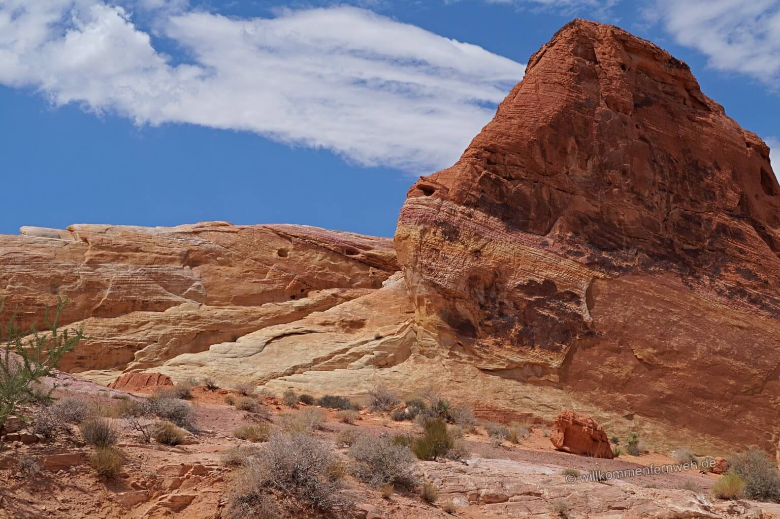 Im Valley of Fire