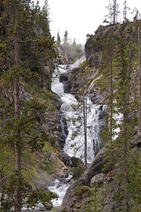 Mystic Falls, Yellowstone National Park