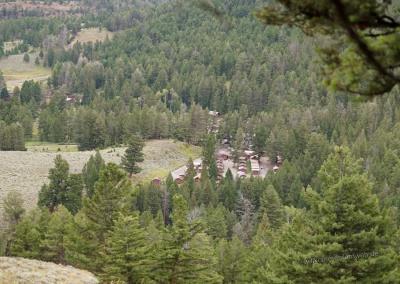 Roosevelt Lodge und Cabins