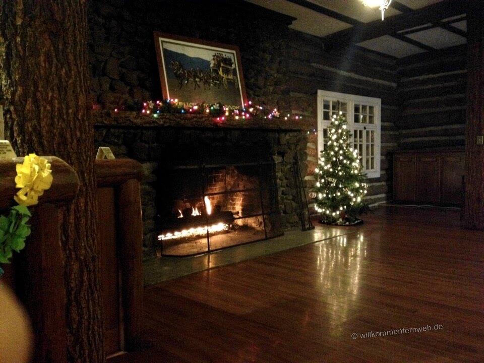 Weihnachten im Yellowstone – Nicht nur im Dezember ein Erlebnis