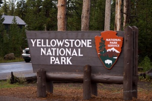 South Entrance, Yellowstone National Park, USA