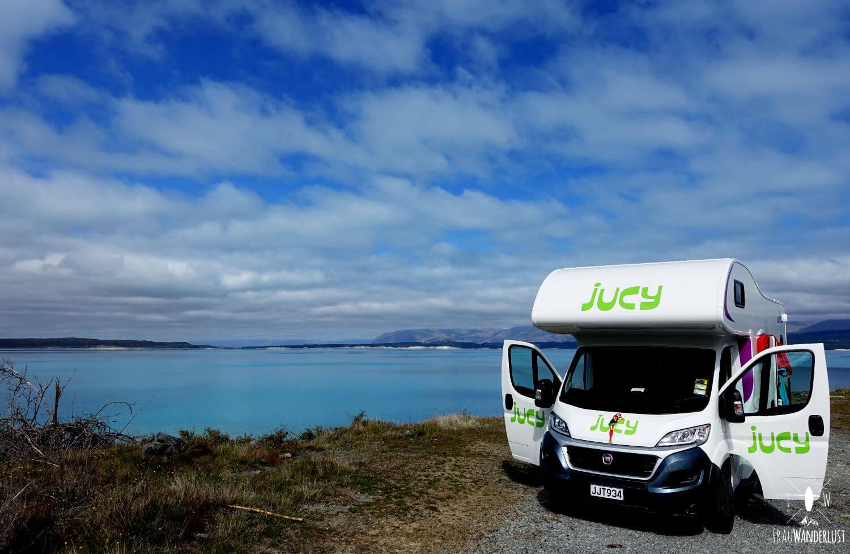 Roadtrip Camping Neuseeland