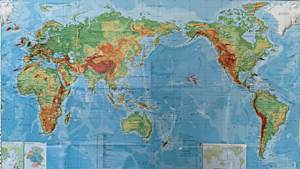 Mit dem Finger auf der Landkarte – unsere Bucket List